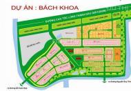 Cần bán nền biệt thự khu dân cư ĐH Bách Khoa, Q.9, DT: 13.8x32.4m, giá: 20tr/m2