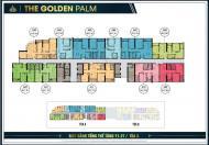 Chung cư The Golden Palm Lê Văn Lương, DT = 55-165m2, 2-4 PN nội thất cao cấp