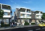 Bán nhà phố 1 trệt 3 lầu 5x17m, trung tâm Q. 7, Bùi Văn Ba, khu Compound khép kín