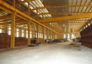 Cho thuê xưởng 7000m2, khuôn viên 14000m2, nằm trong KCN sóng thần 3, TP. Thủ Dầu Một, Bình Dương