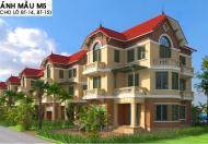 Bán BT, LK Phú Lương gần Metro Hà Đông giá từ 21,5 tr/m2, khu đô thị xanh trong lòng thành phố