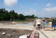 Bán 83m2 đất thổ cư, sổ hồng riêng giá 130 triệu gần Hưng Long – Bình Chánh