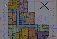Cần tiền bán chung cư SME Hoàng Gia, căn góc 16C7, DT 84m2, giá 17.5tr/m2 - 01656123470