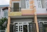 Nhà giá 350tr, 3PN, 1PK, 2WC, gần chợ Hưng Long-xã Bình Chánh