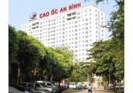 Cho thuê CC An Bình, DT 70m2, 2 PN, giá 7.5 tr/th. LH: 0902.767.144