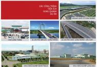 Đất sân bay Long Thành, sổ đỏ, thổ cư 100%, ngân hàng hỗ trợ 70%. 0937012728