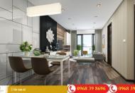 Cần bán suất ngoại giao chung cư Ngoại Giao Đoàn, căn góc 2304, DT 130m2, căn 1505, giá 24.5tr/m2