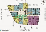 Chính chủ bán chung cư CT36 Định Công, căn 1606, DT 69,8m2, giá 21tr/m2