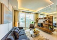 Cho thuê căn hộ chung cư H3, Hoàng Diệu, Quận 4. Diện tích 73m2, 2 phòng ngủ