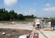 Bán đất nền xây nhà ở- xây trọ ngã tư Phước Lý, Bình Chánh, SHR