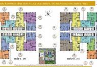 Cần tiền bán gấp chung cư Imperia, tầng 1211, DT 69m2, giá 32 tr/m2. Cần bán gấp