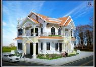 Bán biệt thự Văn Khê, Hà Đông lô BT3, DT: 165m2 đường 17m, sổ đỏ, sát ngã tư cực đẹp, giá rẻ