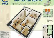 Bán căn 49.19m2 ở chung cư PCC1 Complex Hà Đông