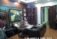 Bán căn hộ tòa 17T5, diện tích 152m2, chung cư tRung Hòa Nhân Chính, full đồ