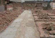 Bán 33m2 đất sổ đỏ tại ngõ Hà Trì 4, P.Hà Cầu, Q.Hà Đông, Gần sân bón Hà Trì - 09666819456