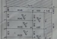Bán đất cuối Chiến Thắng- DT 36m2, giá: 1,1 tỷ-LH: 09883521493