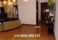 Bán căn hộ diện tích 60m2, tòa chung cư N05 đường Trần Đăng Ninh, full đồ giá rẻ
