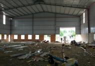 Cho thuê nhà xưởng 6200m2 trong KCN Tân Đô, Đức Hòa, Long An