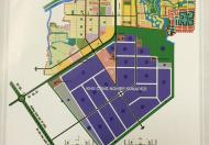 Bán lô góc và 8x20m đối diện chợ - công viên trung tâm giải trí, ngay đường 45m, LH: 0908434814