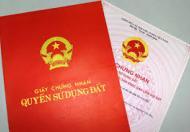 Bán đất thổ cư, sổ đỏ, Hà Đông, Hà Nội 41m2, giá 550tr