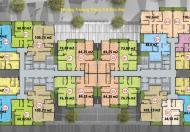 Bán gấp CHCC Five Star – Kim Giang, diện tích 102.06 m2, căn 11 tòa G2 thiết kế 3PN/2WC