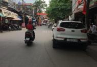 Bán nhà mặt phố kinh doanh đường Hoàng Văn Thụ, Hồng Bàng, Hải Phòng