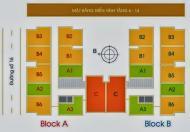 Căn hộ 3 phòng ngủ, 2WC thanh toán 50% nhận nhà ở ngay giá chỉ 1,6 tỷ LH: 0933564840