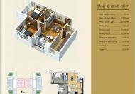 Bán căn góc 07 - DT 79m2 chung cư 75 Tam Trinh, giá 21.5tr/m2, liên hệ: 0963565236