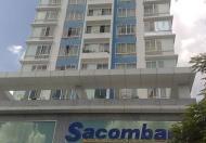 Cần cho thuê căn hộ Sacomreal Hòa Bình, quận Tân Phú