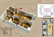 Bán gấp căn 01 Helios Tower – 75 Tam Trinh, 2 phòng ngủ, diện tích 80.8 m2