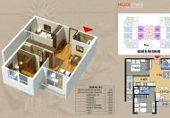 View Time City thoáng mát, cần bán căn 09, tòa A, DT 63m2, chung cư 75 Tam Trinh, giá bán: 21tr/m2