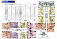 Chính chủ bán căn 1015 tòa CT2 CC 103 Văn Quán, dt 82.5m2, giá 18tr/m2 (bao tên) 0972114926