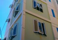 Nhà Triều Khúc 5 tầng (37m2 – 2,45 tỷ) mặt ngõ kinh doanh, taxi đậu cửa