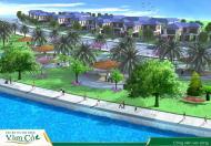 Khu đô thị ven sông Vàm Cỏ giá chỉ từ 600 triệu đồng/ 100m2