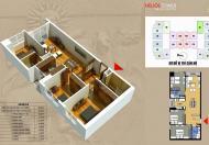 Chính chủ cần bán gấp căn 3PN/2WC Helios Tower – 75 Tam Trinh căn 08, DT 98.5m2/3PN/2WC