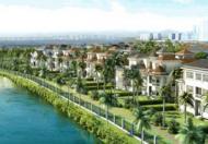 Nhà phố, biệt thự dọc bờ sông liền kề Phú Mỹ Hưng