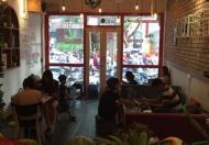 Cho thuê nhà mặt phố Hàng Vôi, Hoàn Kiếm, Hà Nội. Diện tích 40m2, mặt tiền 7m