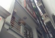 Bán nhà ngõ 345 Khương Trung, Thanh Xuân ( nhà xây mới 4 tầng, rất đẹp)