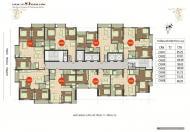 Chính chủ bán chung cư 89 Phùng Hưng, căn góc 1506, DT: 91.73m2, giá 15.5 tr/m2. View đẹp