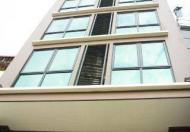 Cần bán nhà 8 tầng mặt phố Võng Thị, gần đường Lạc Long Quân