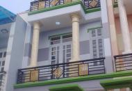Bán nhà mới xây, 1 trệt, 2 lầu, đường Bình Thành, Bình Tân, giá 2tỷ 330 triệu. LH 0902 150 919
