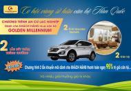 Cơ hội trúng thưởng lớn khi mua căn hộ Golden Millennium Hà Đông