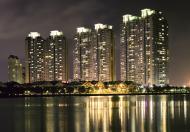 Bán căn hộ Saigon Pearl, 90m2, 2PN, giá 3,9 tỉ, view nội khu, full nội thất. LH: 0909.038.909