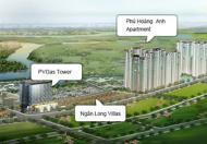 Bán biệt thự vườn Dragon Parc 1 Nguyễn Hữu Thọ. Giá 5,95 tỷ, 280m2 bao sang tên công chứng