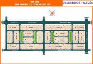 Bán đất Phú Nhuận 1, Thạnh Mỹ Lợi Quận 2, Lô C (8.5x18.5m, lộ giới 20m, sổ đỏ). LH 0918486904