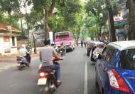 Cần bán nhà mặt phố Pháo Đài Láng, Đống Đa, Hà Nội