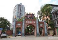 Bán 54m đất hướng Tây Nam ô tô vào nhà giá 55 triệu /m2 Mễ Trì, từ Liêm, Hà Nội