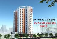 Bán căn hộ chung cư quận 8 - sắp giao nhà - CĐT 0932 178 286