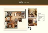 Cho thuê căn hộ cao cấp 2 phòng ngủ - Thảo Điền Pearl
