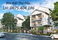Cần tiền bán nhanh biệt thự ĐTM Trung Văn( Vinaconex3) 174m2